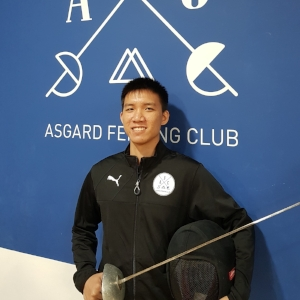 Immanuel Oh - Club Manager / Assistant Coach