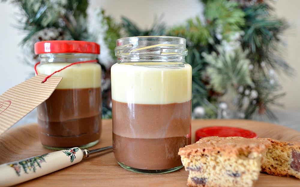 The Ordinary Lovely: Mini chocolate pots