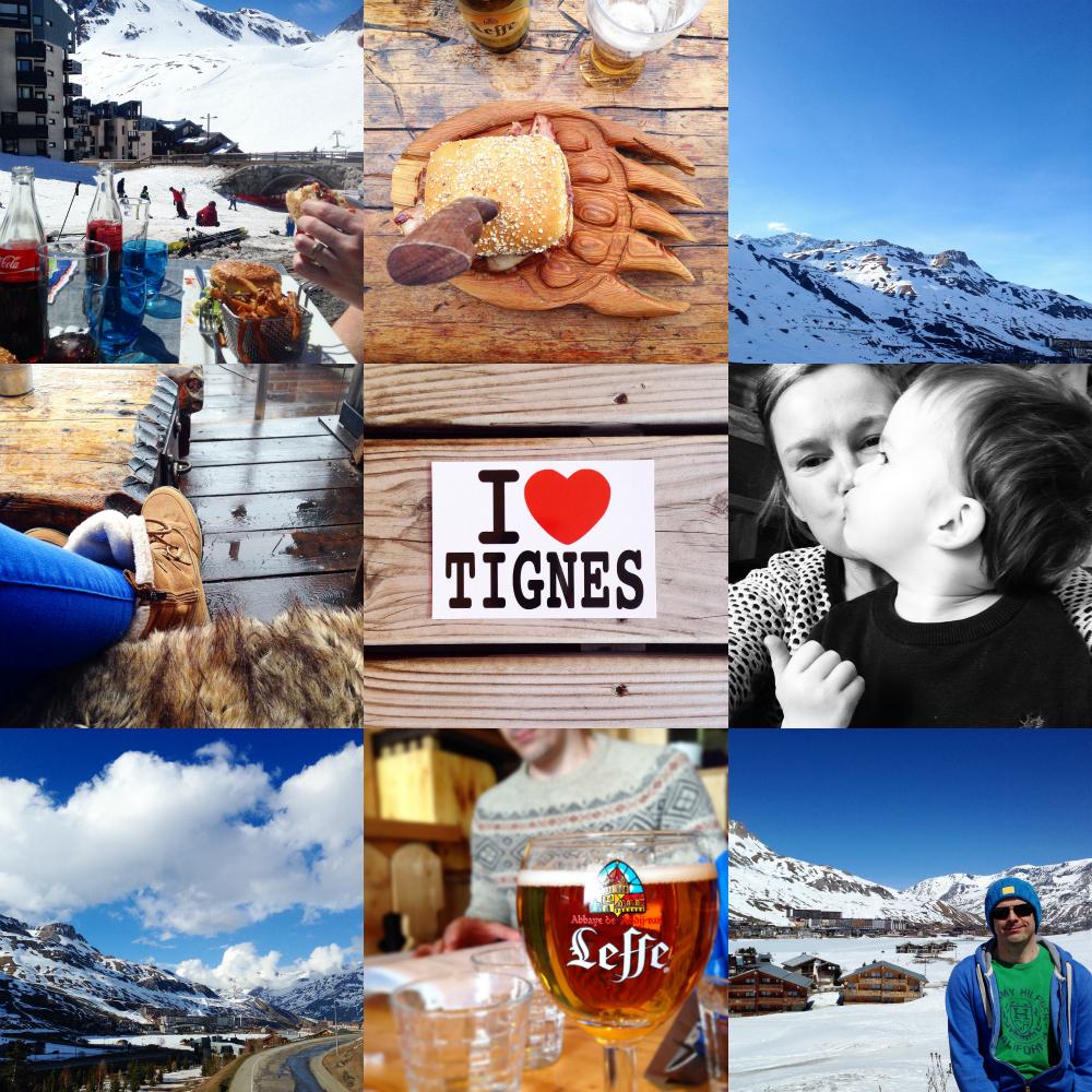 The Ordinary Lovely: Family Ski Holiday