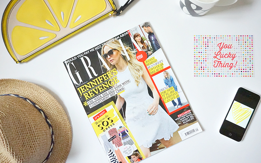 The Ordinary Lovely: Grazia magazine.co.uk
