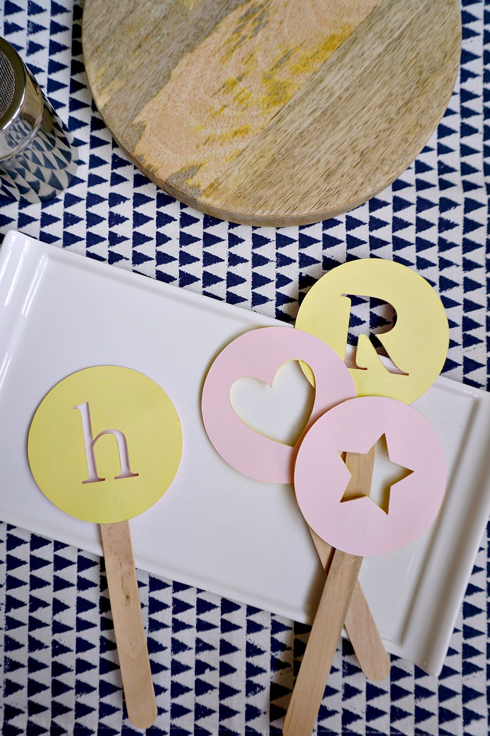The Ordinary Lovely: DIY coffee stencils