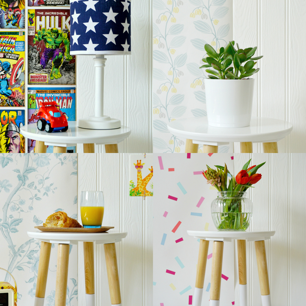 The Ordinary Lovely: One stool five ways