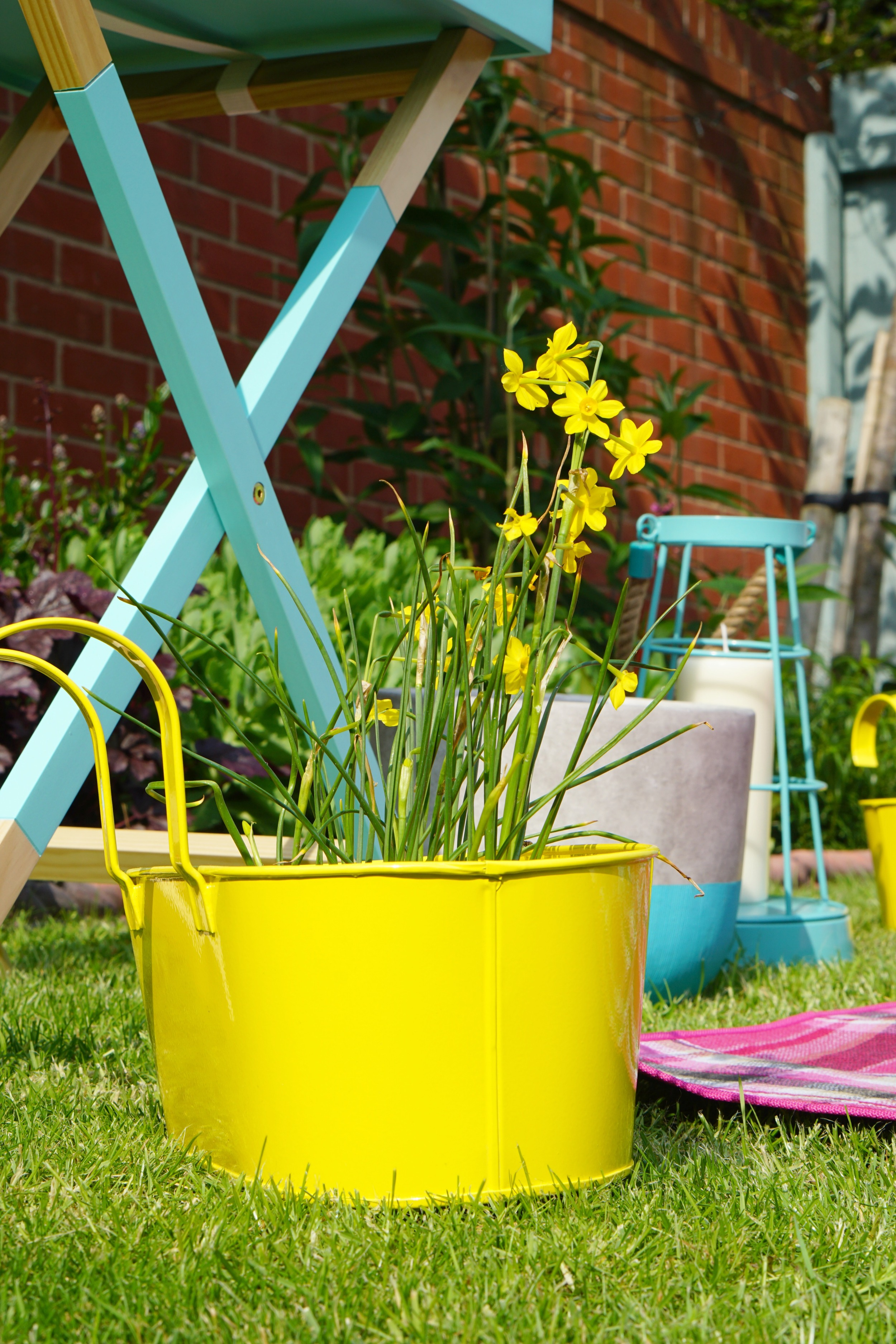The Ordinary Lovely: Getting the garden ready for summer
