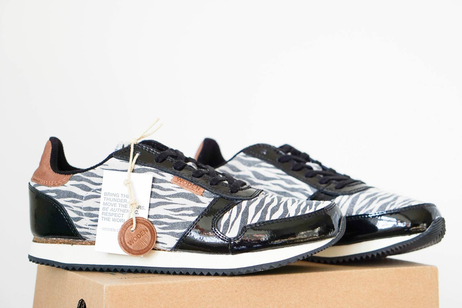 The Ordinary Lovely: Woden ... the Scandinavian sneakers movement