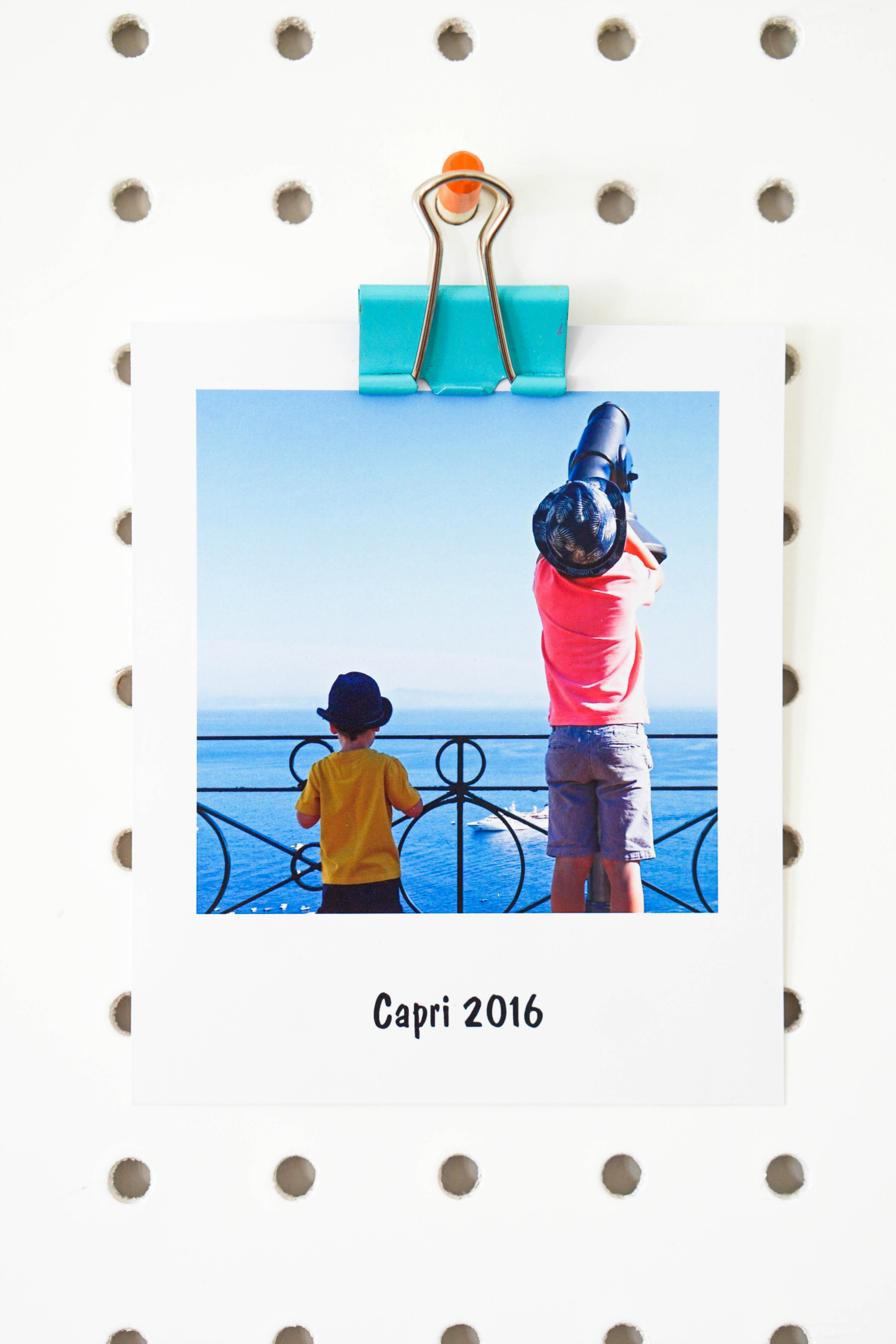 The Ordinary Lovely: Five ways to display and use your photo prints