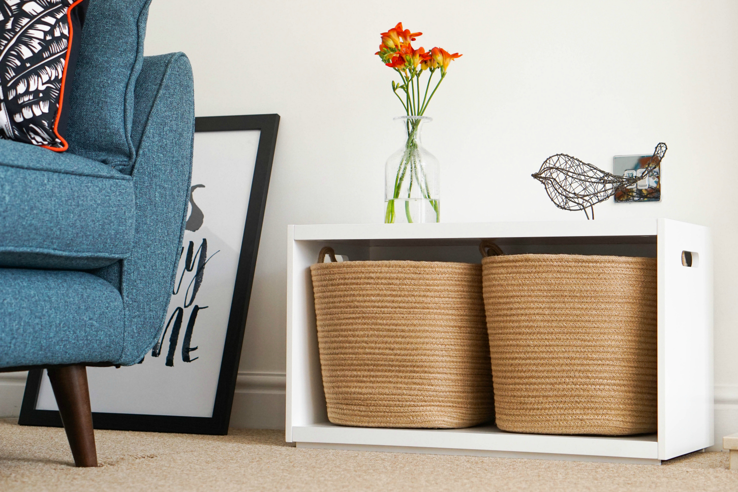 The Ordinary Lovely: Rackham storage from Great Little Trading Co.
