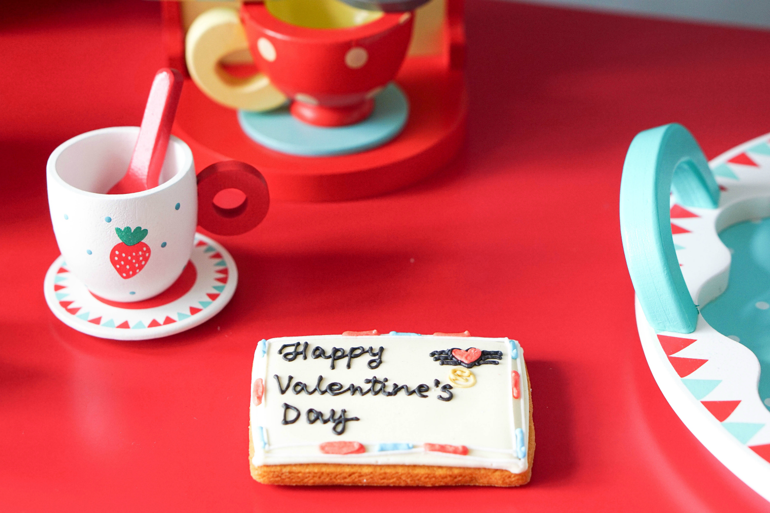 The Ordinary Lovely: A Valentine's afternoon tea treat for children