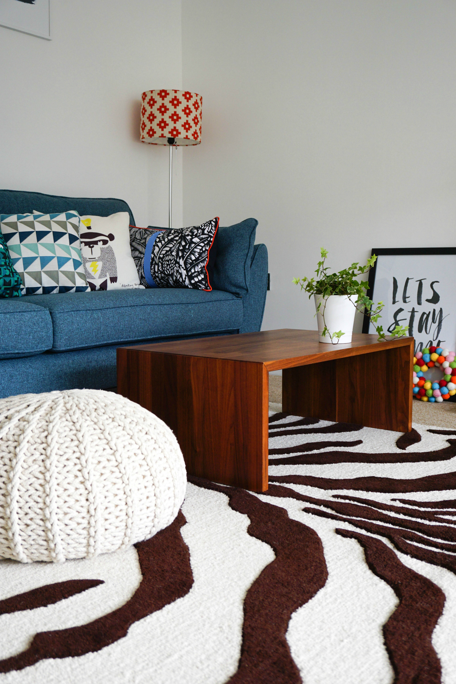 How to revamp a room with a rug