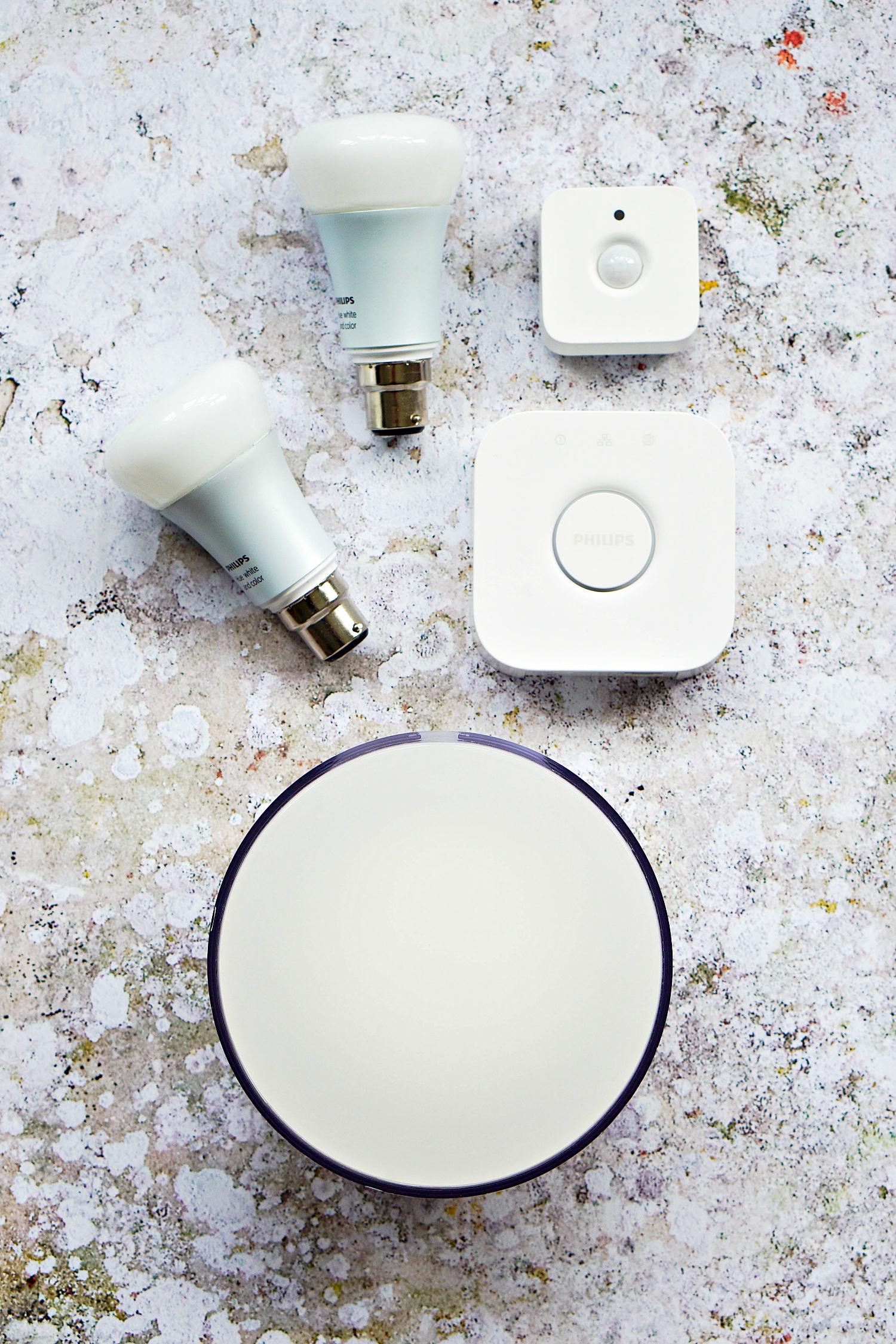 Meet Philips Hue - smart lighting for a colour-loving family