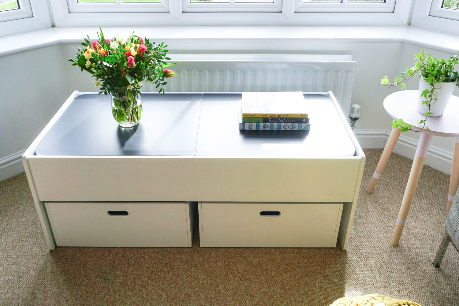 Great Little Trading Co. Eden Play Table - the perfect play table for a family living space