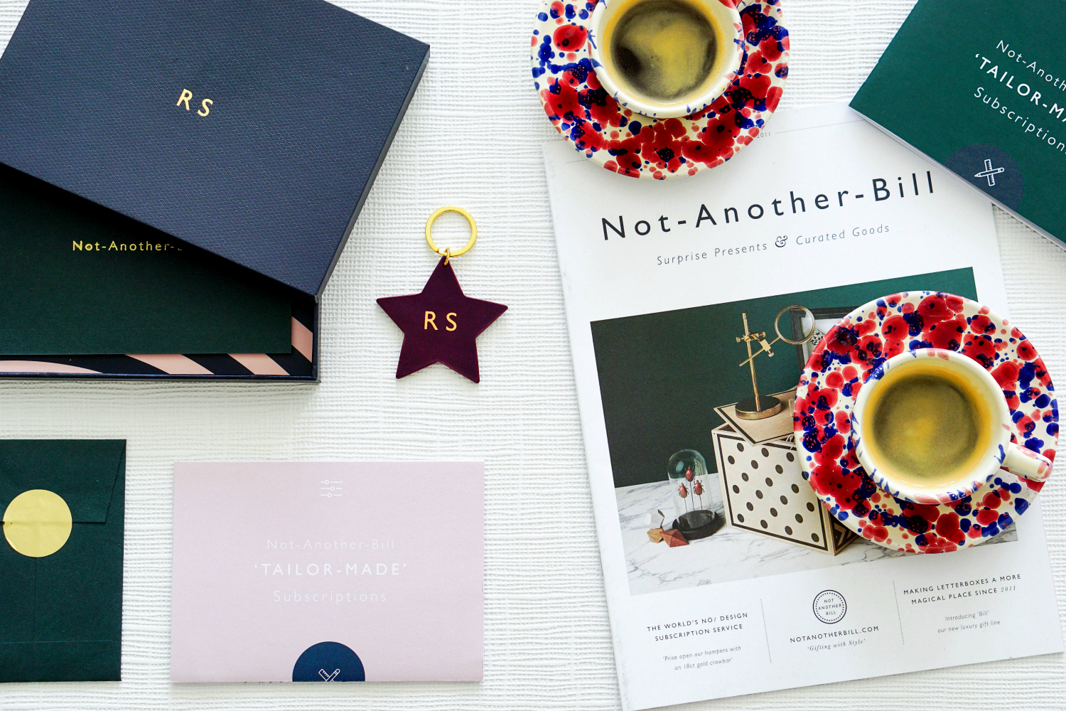 Not Another Bill ... Tailor-made gift solutions for the design conscious