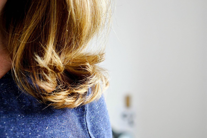 Rachel with the good hair