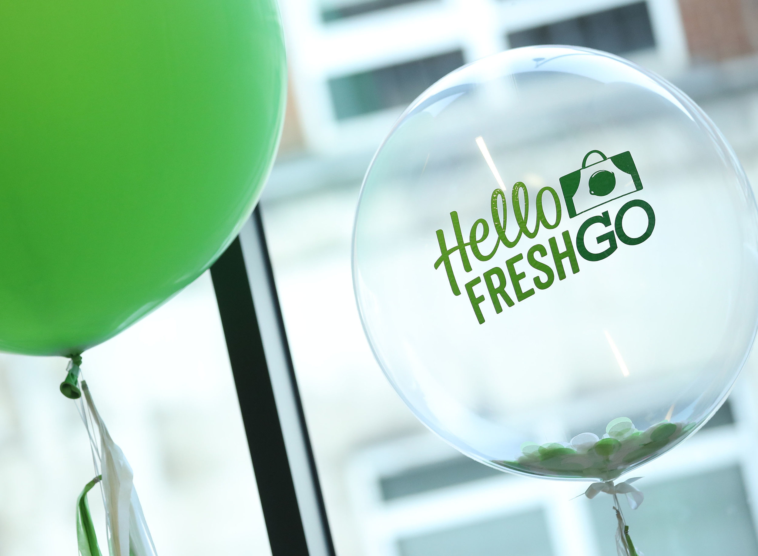 The closest I'll get to competing on MasterChef - the launch of HelloFreshGo