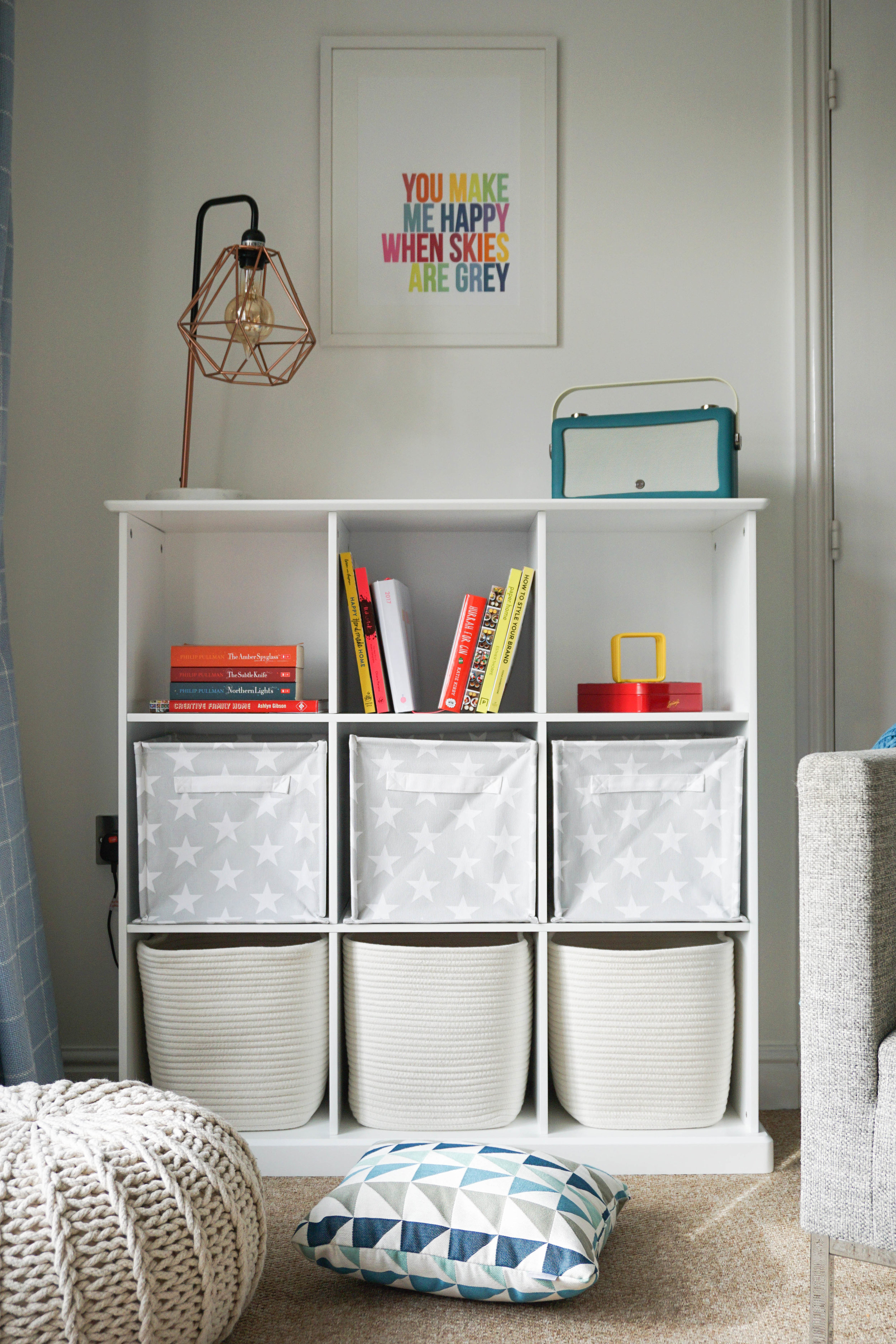 Nifty storage solutions for small spaces