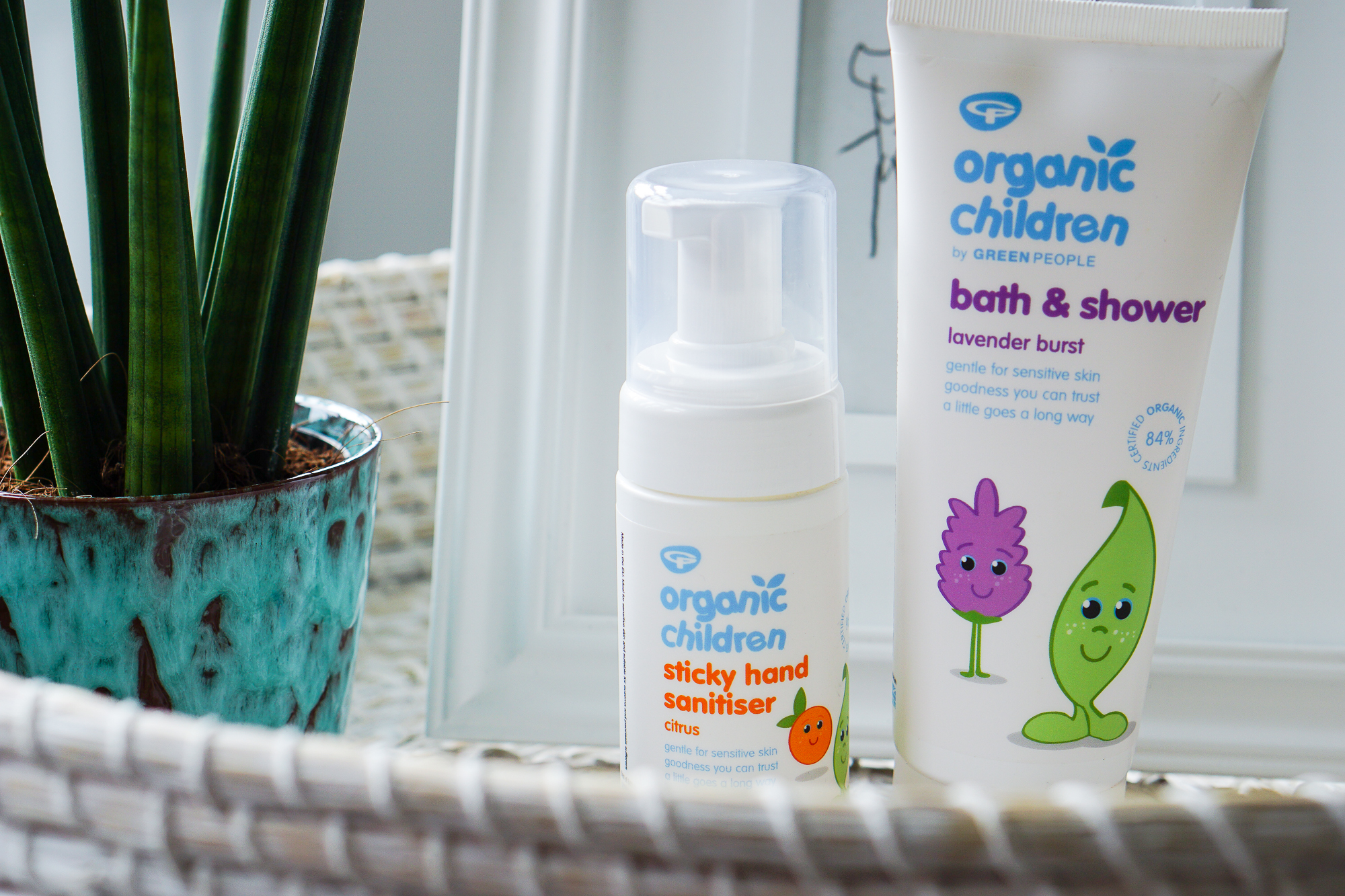 Our family favourites: Green People Organic Lifestyle Beauty & Skincare Products
