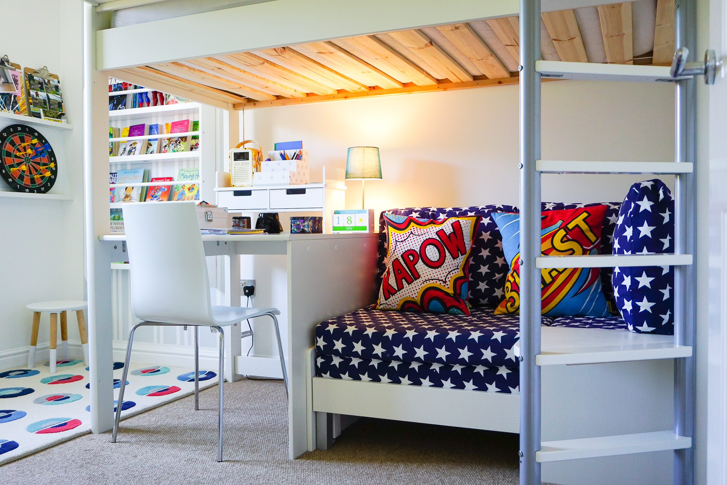 Creating the perfect children's bedroom