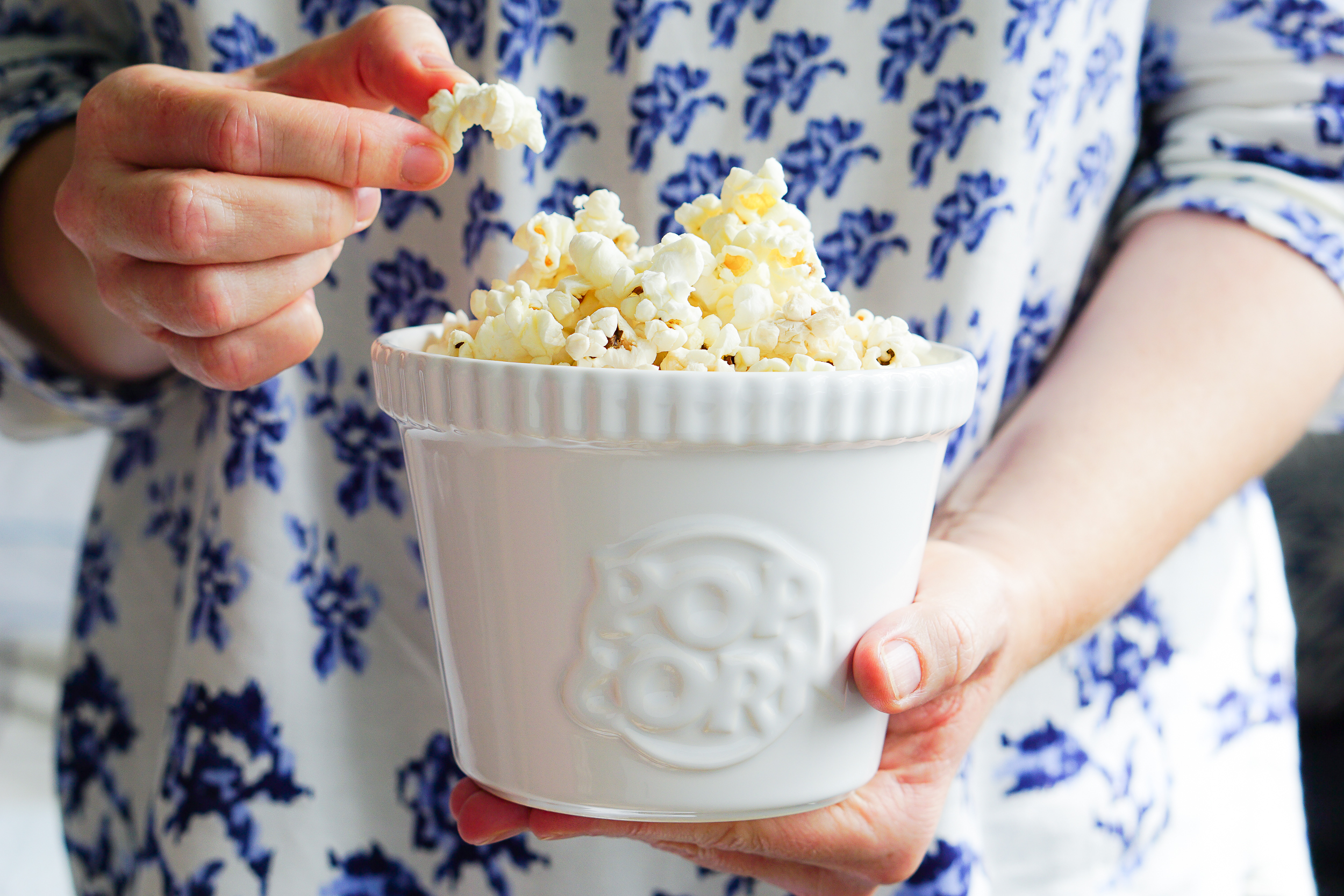 For the love of a £3 popcorn pot