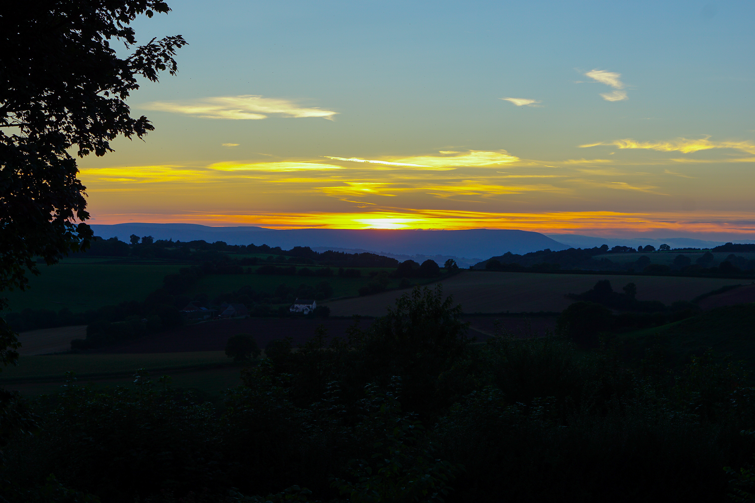 Spend a few days in Monmouthshire