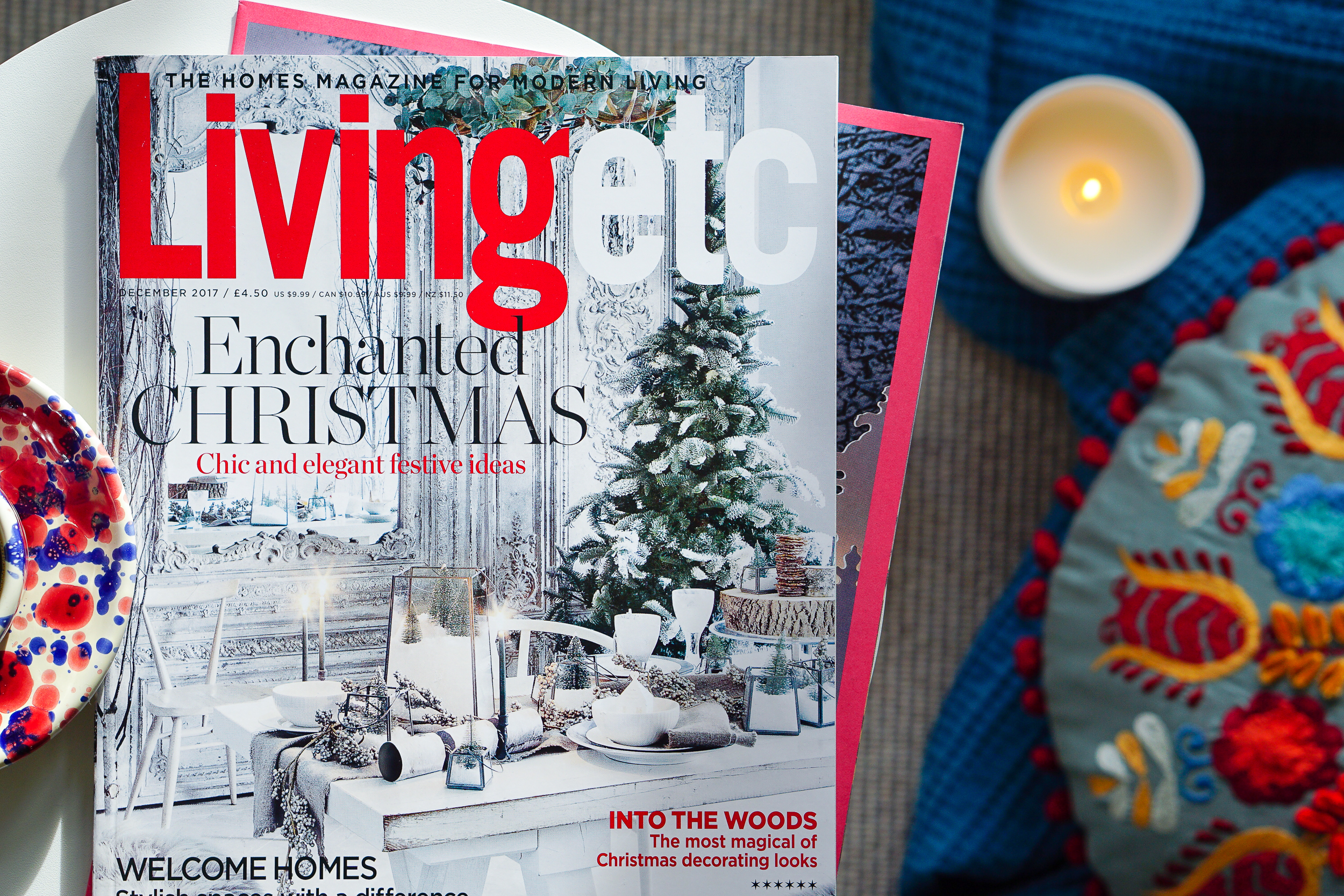Christmas according to Livingetc (and WIN a subscription)