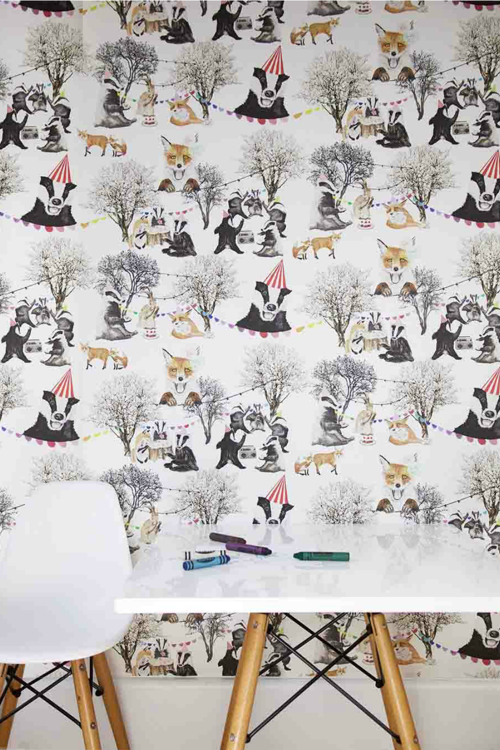 Woodland Rave wallpaper from Wild Hearts Wonder