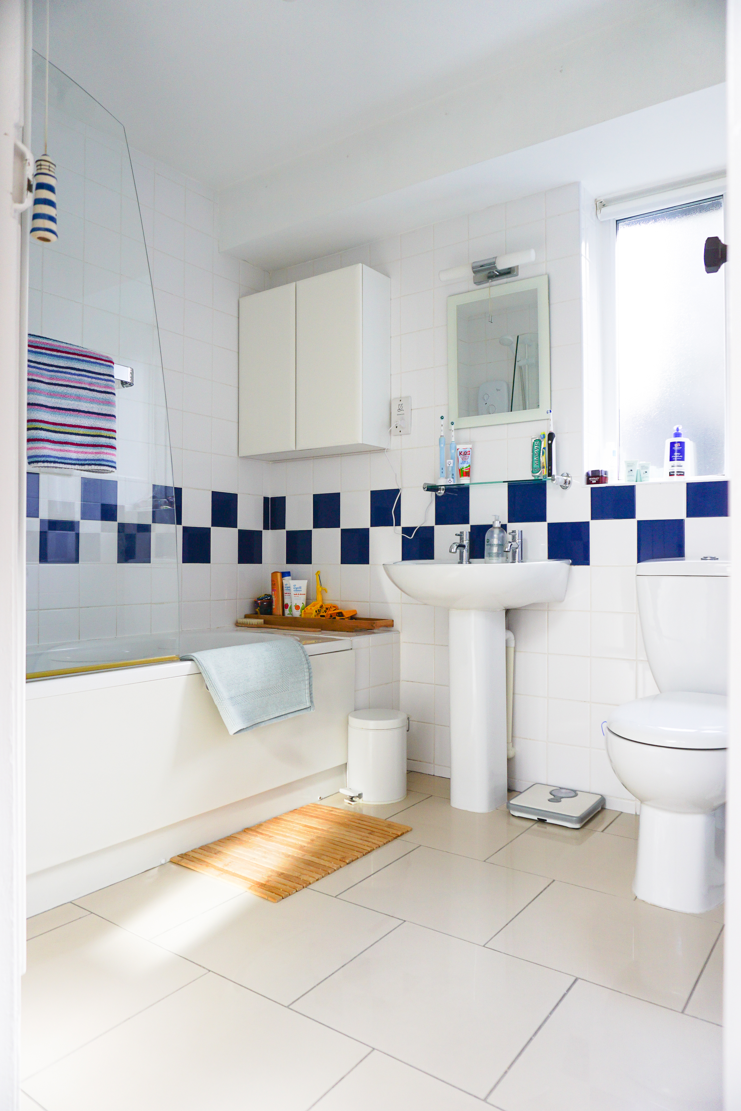 Bathroom renovation ... the 'before' pictures
