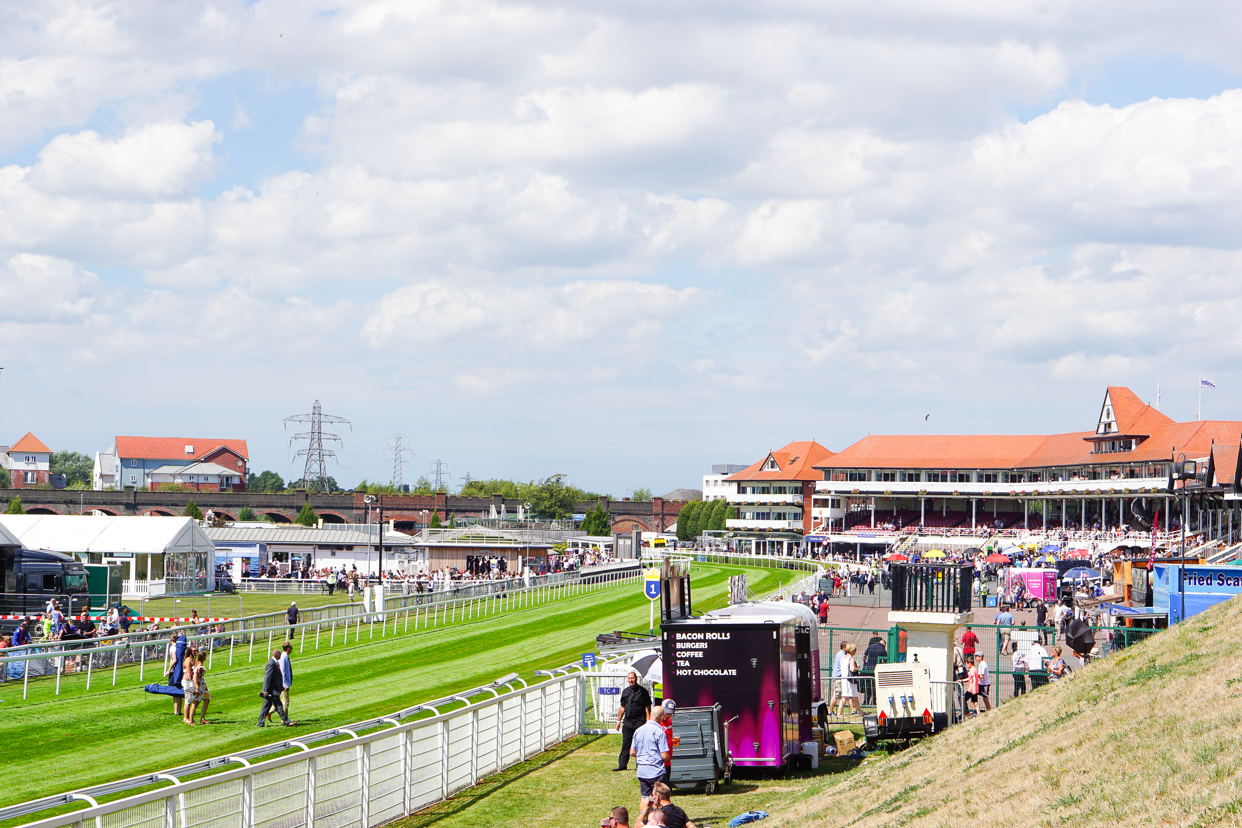 Family Funday at Chester Races