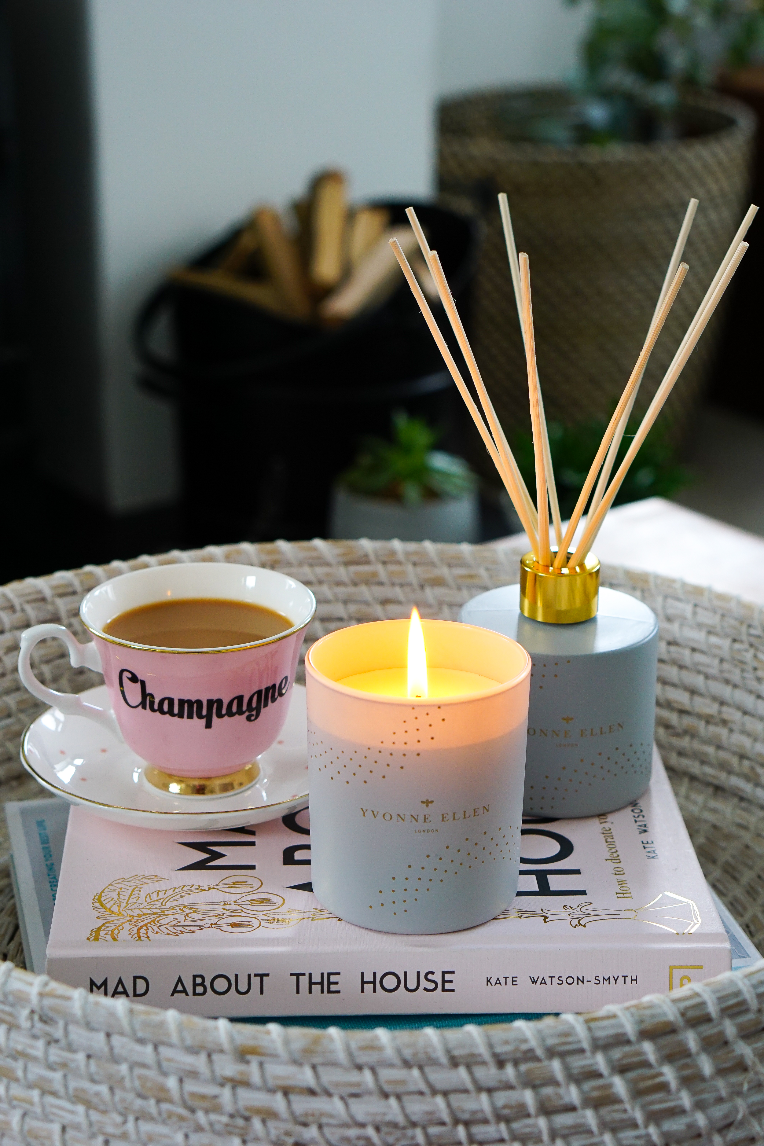 Wax Lyrical Yvonne Ellen home fragrance collection