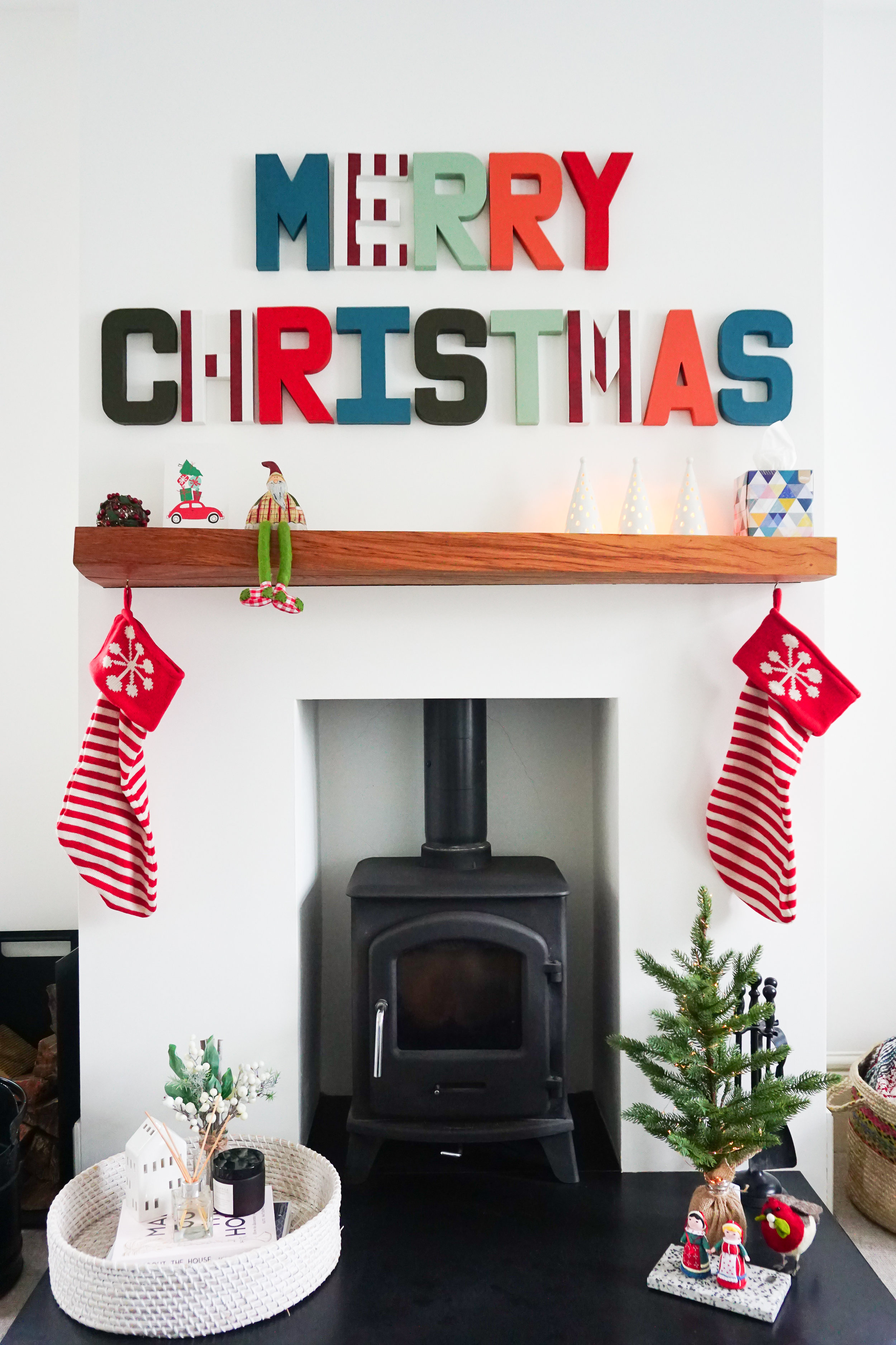 Getting your house festive this Christmas