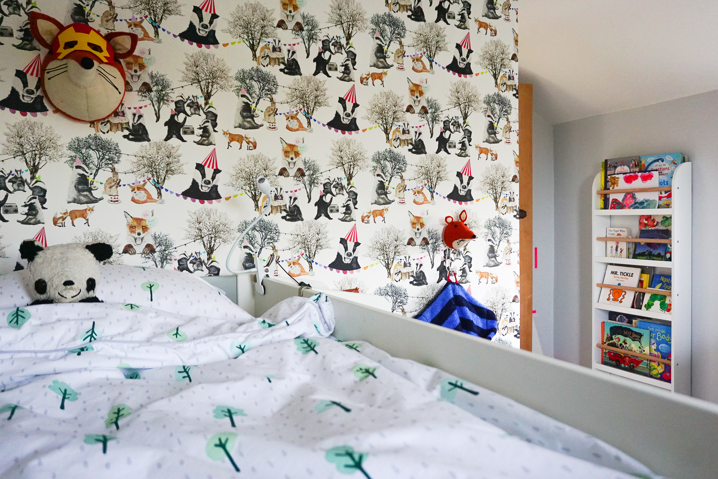 GLTC's marvellous Tate mid sleeper children's bed
