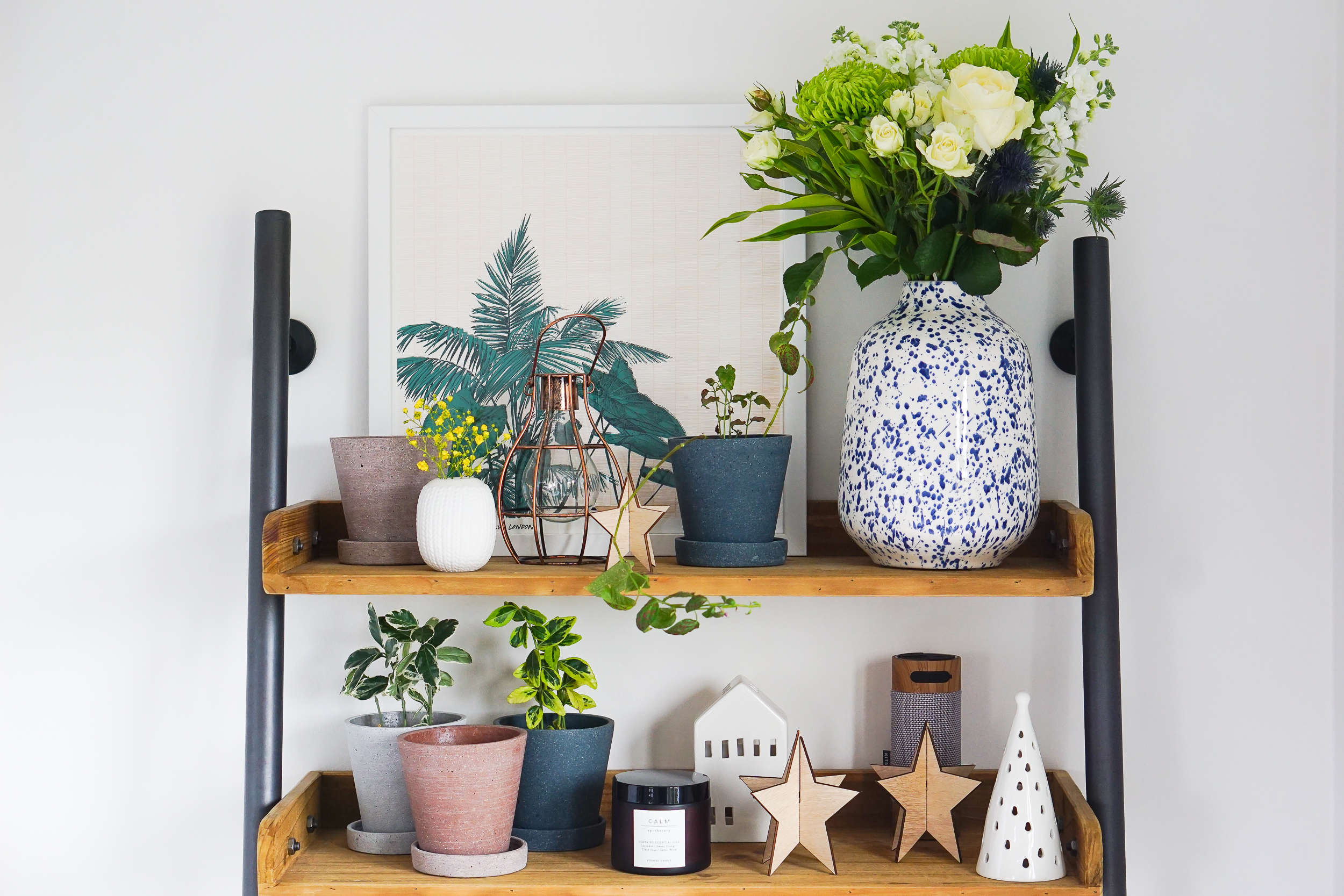 M&S Flowers - choosing and styling the perfect bunch