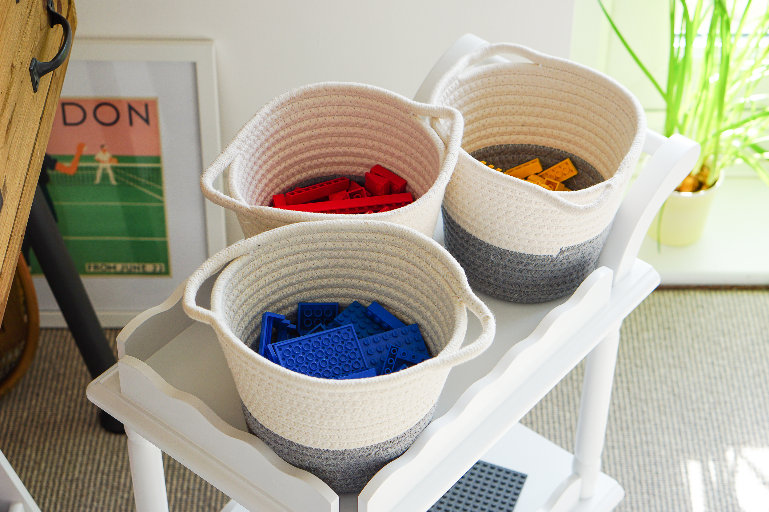 Ten ways to use GLTC's seriously cute storage baskets