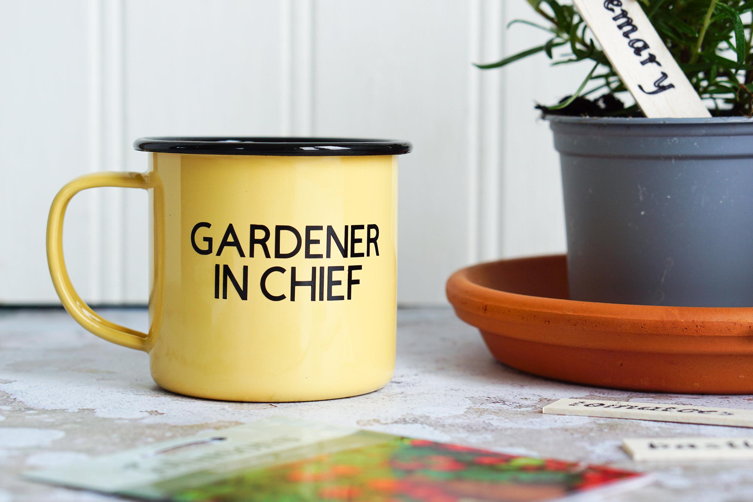 Cricut Maker gardening projects