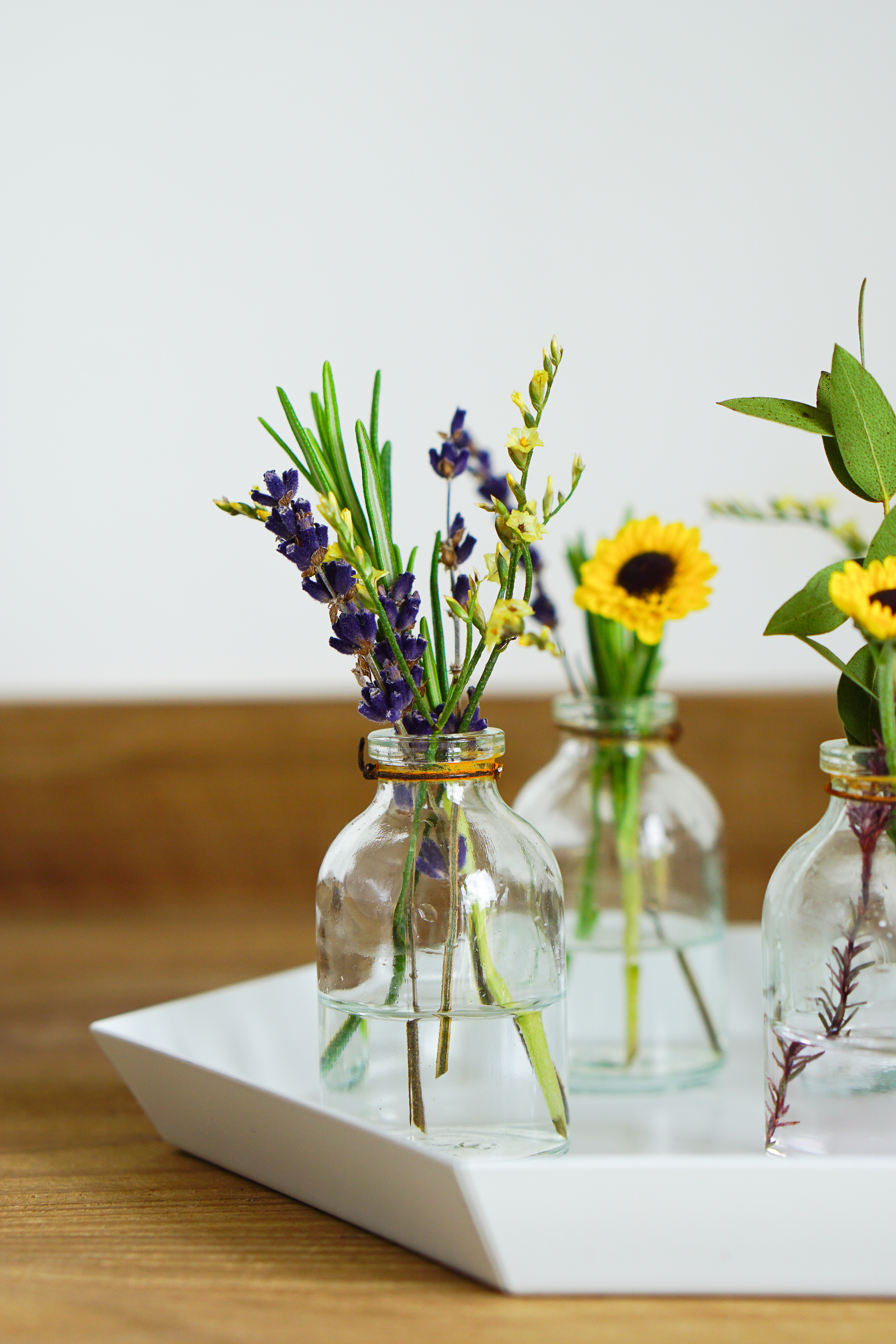 Playing with posies ... a photography interlude