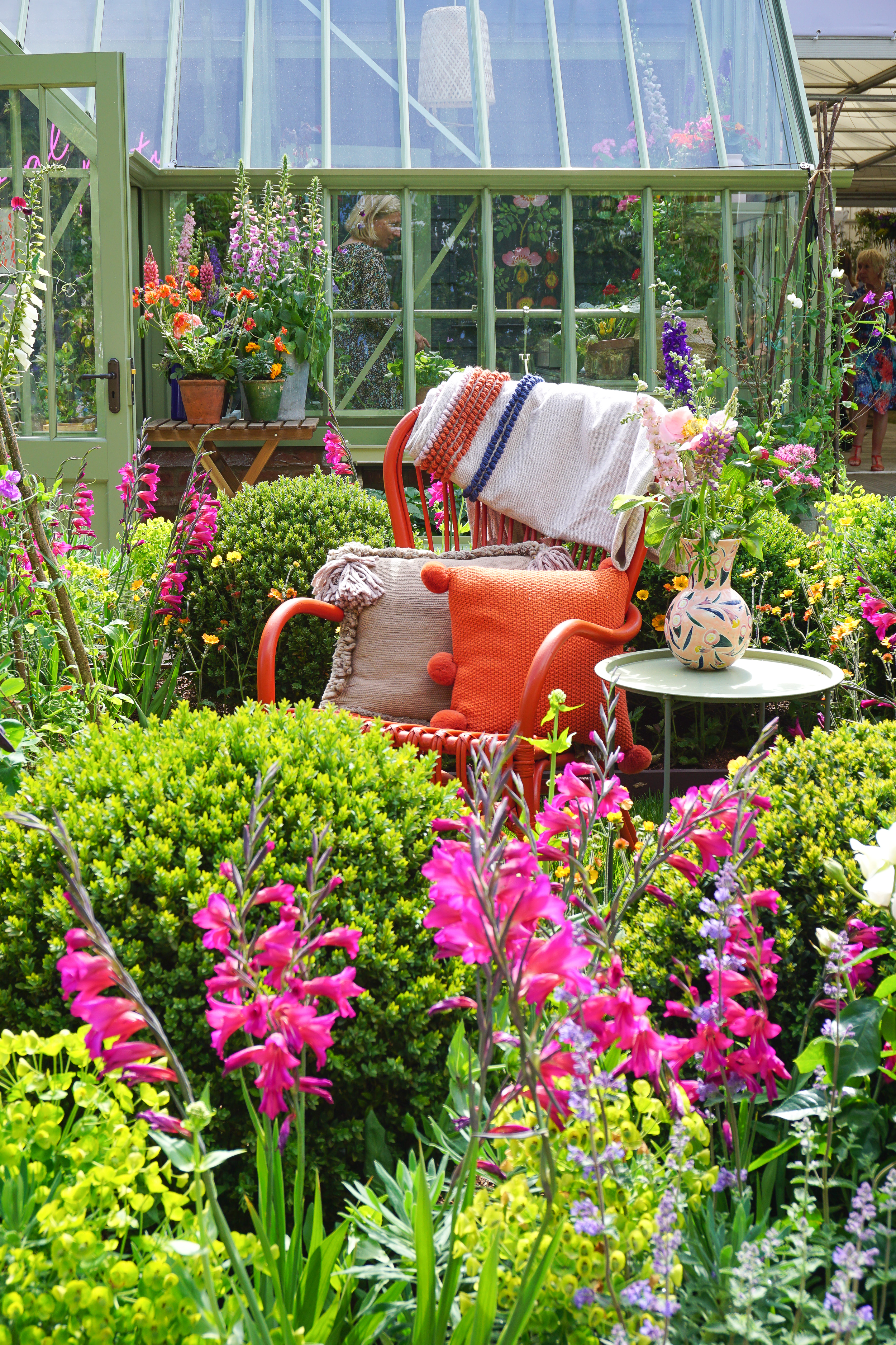 Four trends from RHS Chelsea Flower Show that I want for my own garden