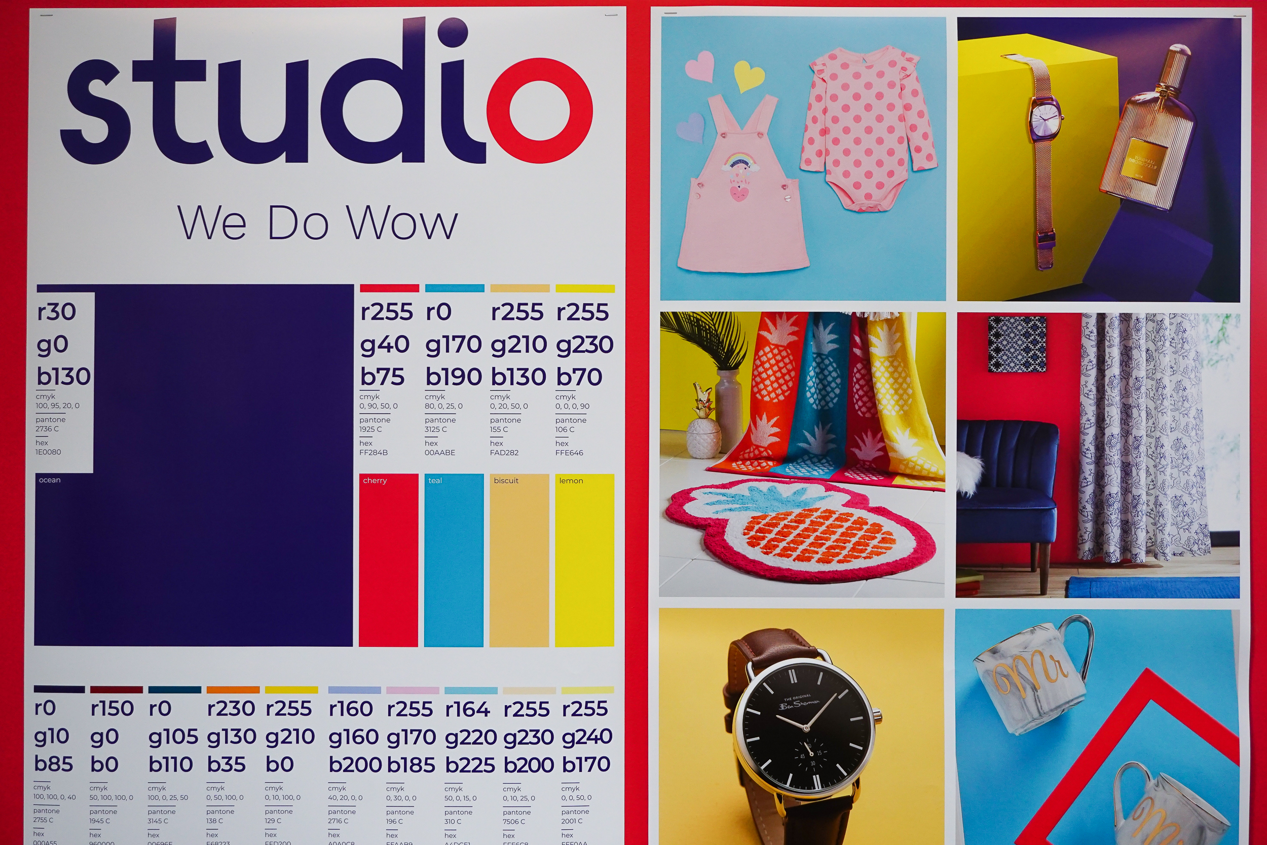 #WeDoWow with Studio ... my new monthly feature