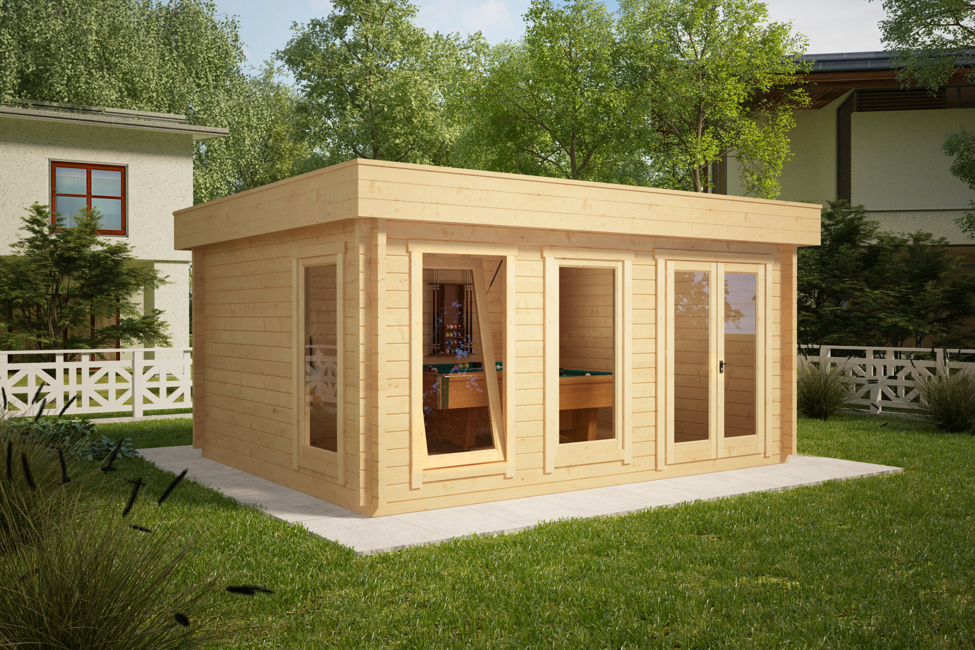 Planning a garden hideaway with Summer House 24