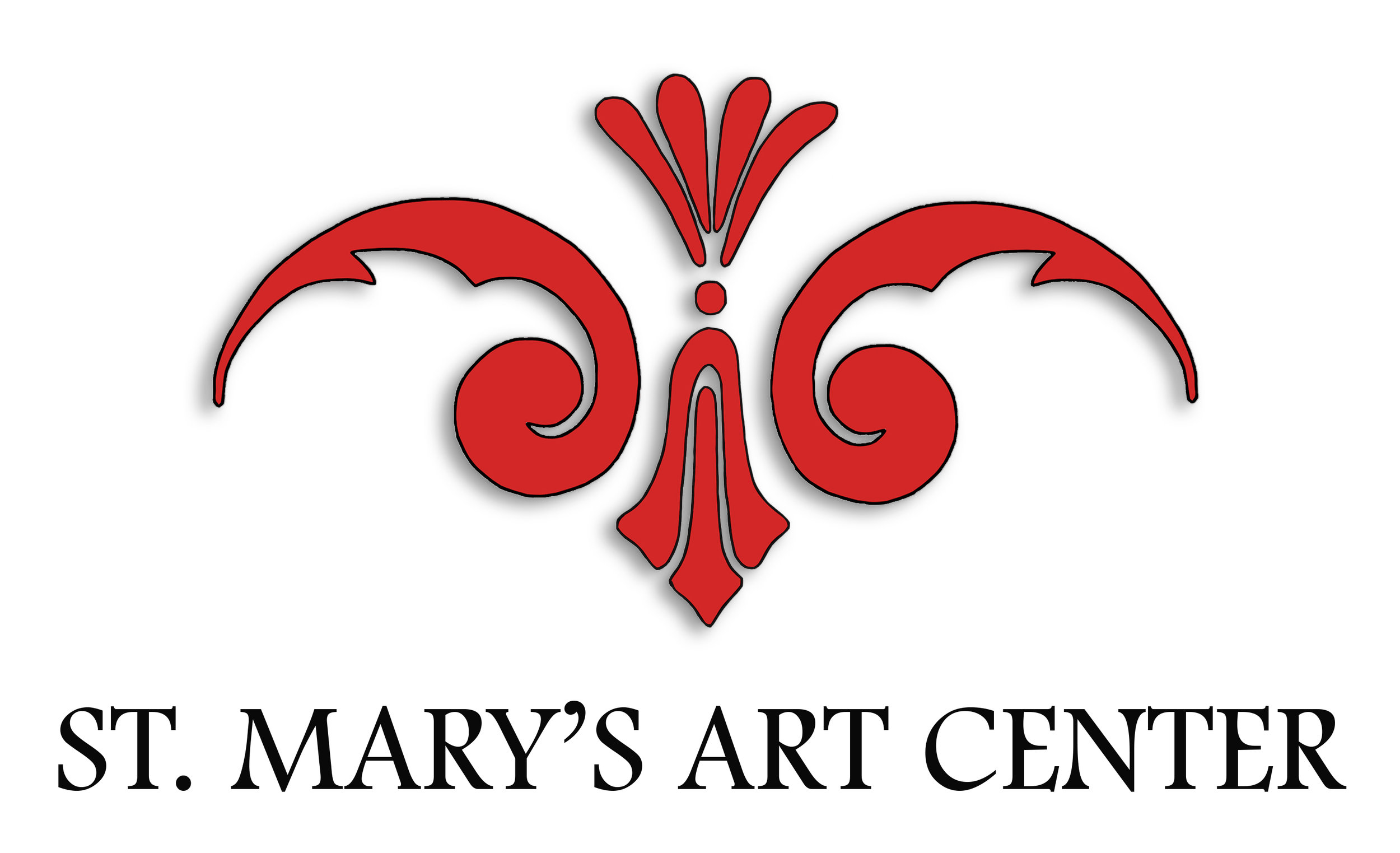 ST. MARY'S ART CENTER BRANDING & LOGO  branding and logo designs for Virginia City, Nevada Nonprofit  collaboration with Paula Burris Design