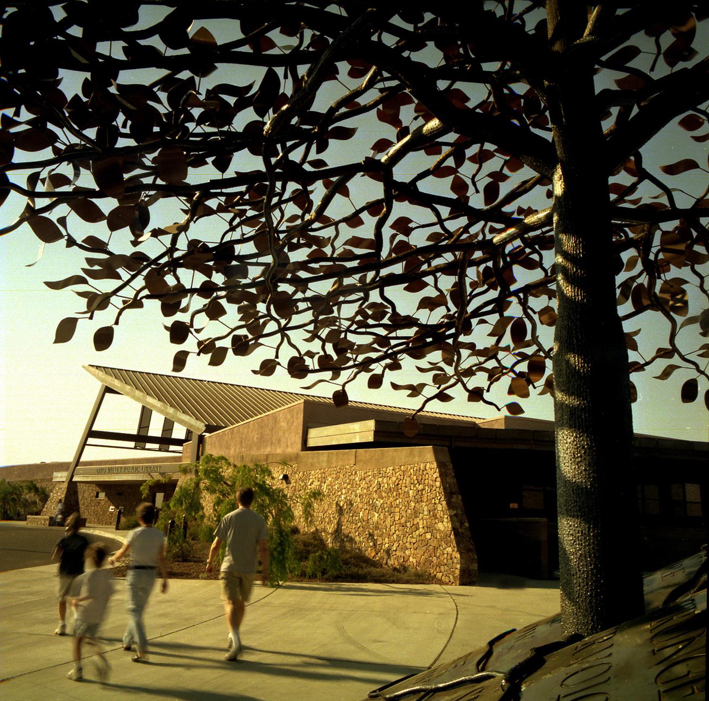 Oro Valley Public Library   Oro Valley, Arizona | Pima County   click for more photos