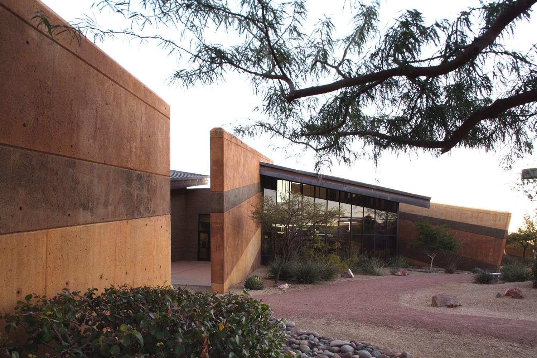 Sierra Vista Public Library   Sierra Vista, Arizona | Cochise County   click for more photos