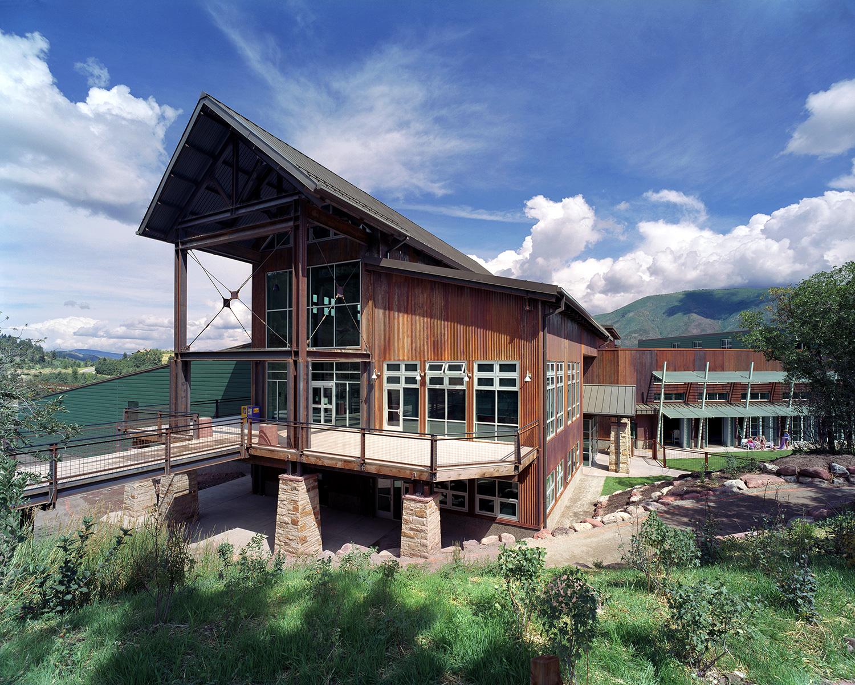 Aspen Recreation Center   Aspen, Colorado | Aspen Parks &Recreation   * personal experience of BWS Principal Frank Slingerland    click for more photos