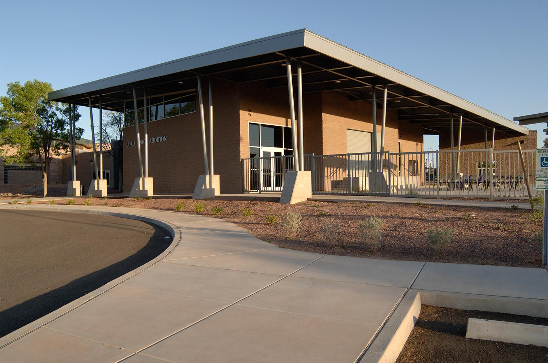 Udall Senior Center   Tucson, Arizona | City of Tucson   * personal experience of BWS Principal Frank Slingerland    click for more photos