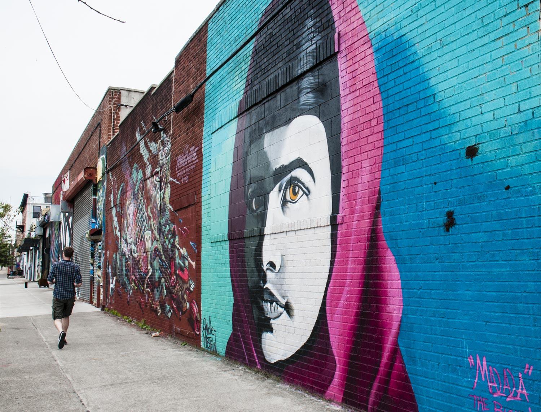 Malala in Bushwick