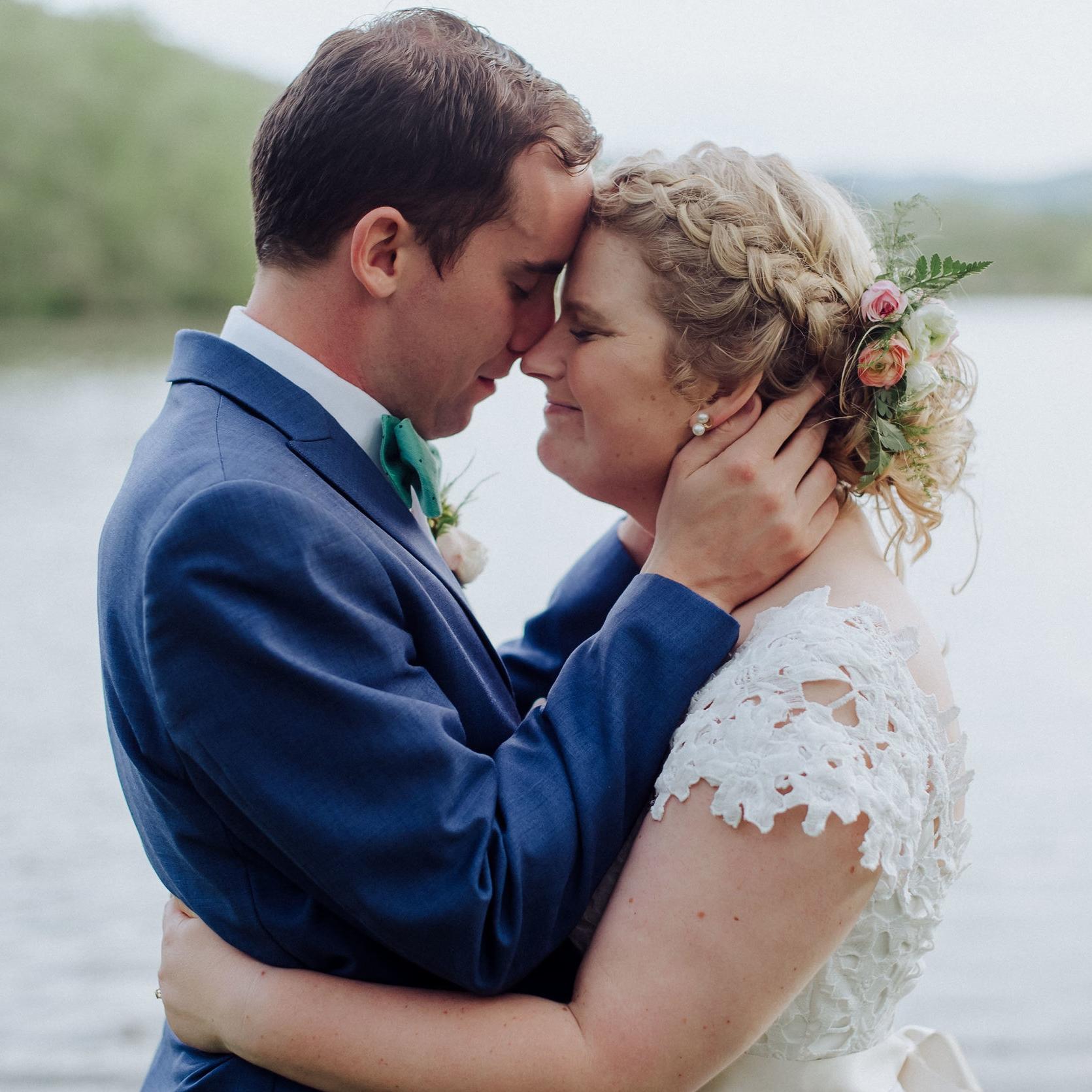 Catherine & Peter -