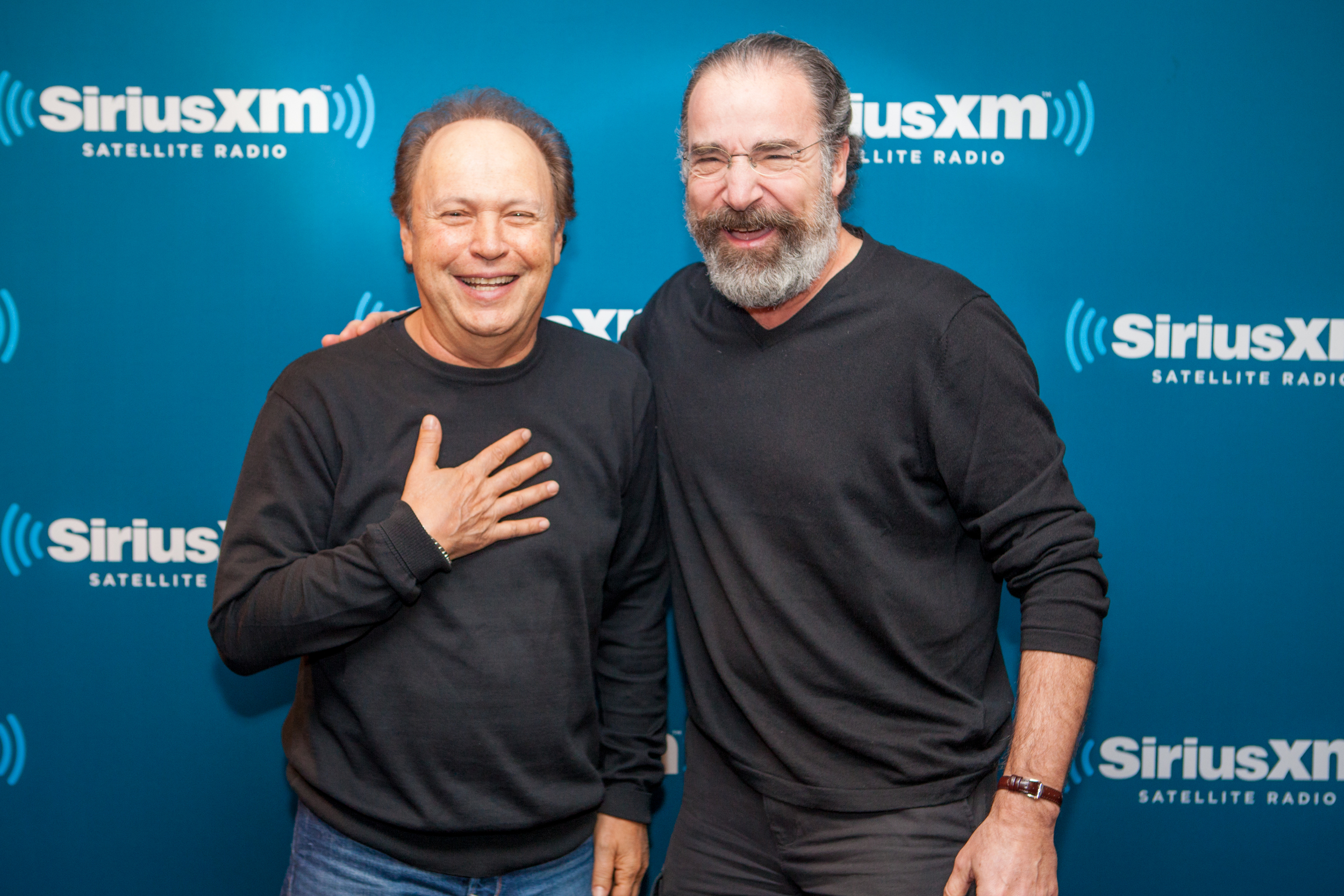 Billy Crystal and Mandy Patinkin