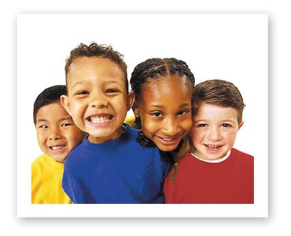 Dr. Koczarski has kids day to help kids learn about oral health.