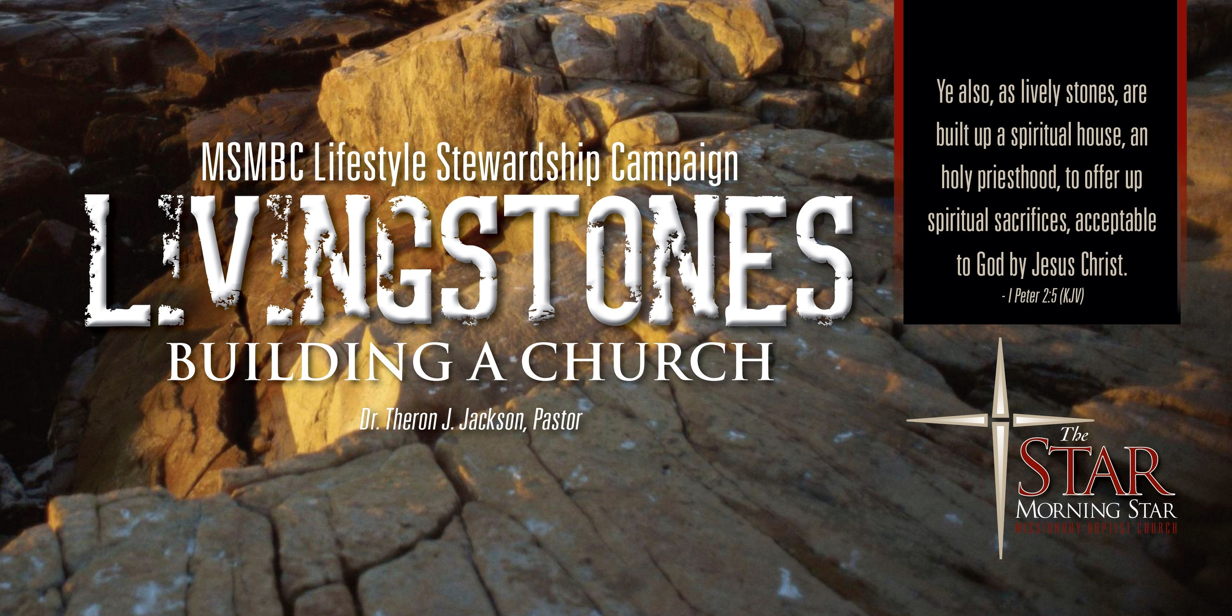 Make a donation to our Living Stones Campaign below.