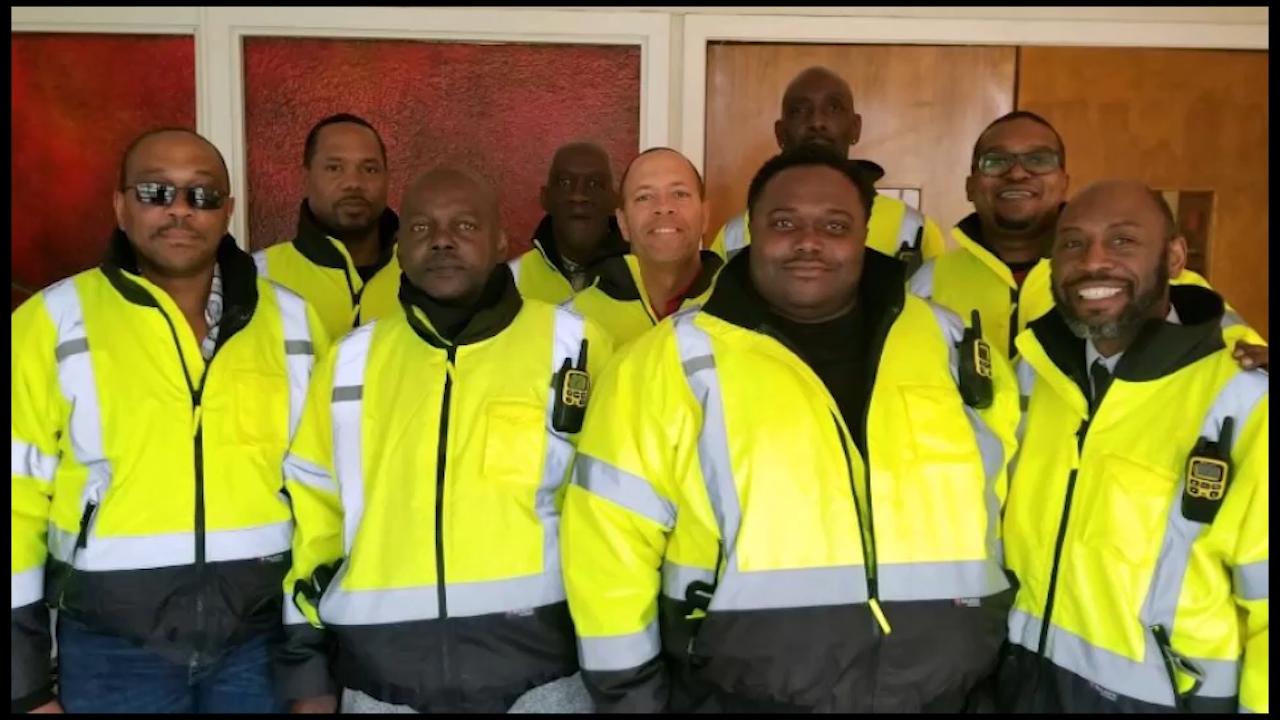 Gatekeepers at work at Morning Star