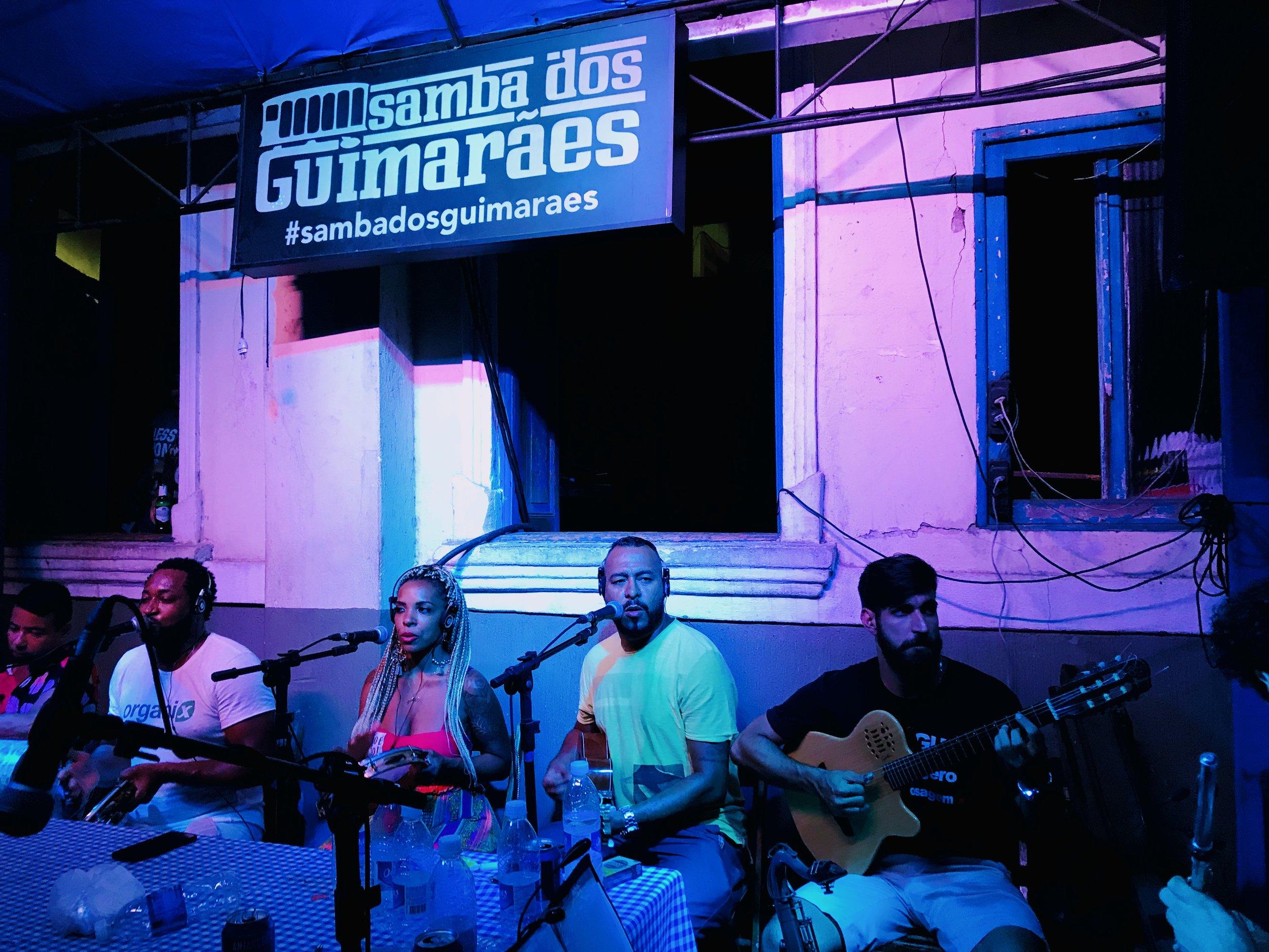 Samba dos Guimaraes