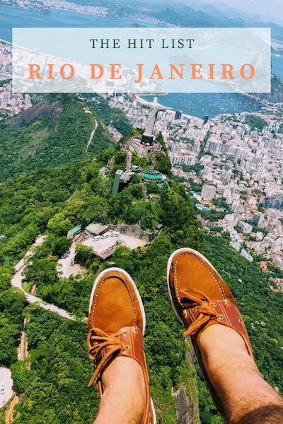 Rio de Janeira things to do
