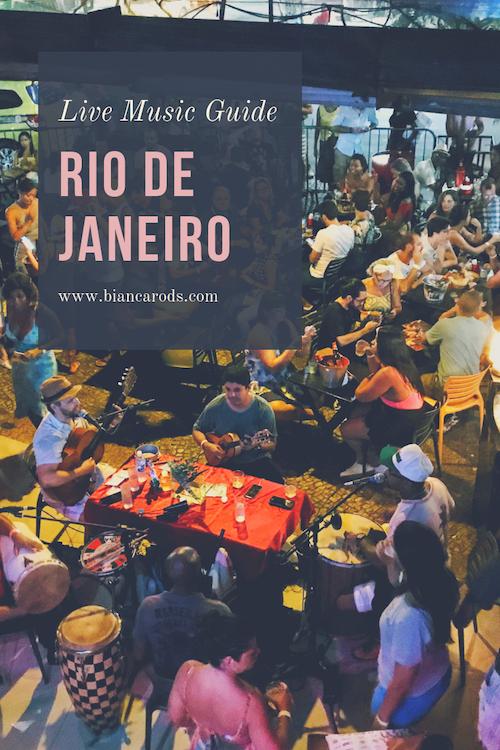 Live Music Rio de Janeiro